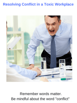 how do you resolve conflicts What not to do if one or both of you are triggered into fear,  most conflicts are fairly easy to resolve when both people are open to learning about.