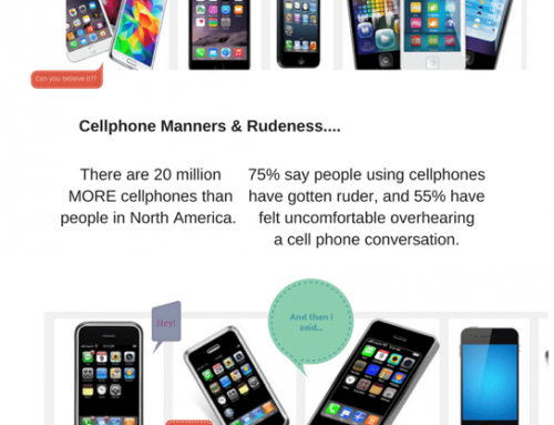 Cellphone Manners And Rudeness