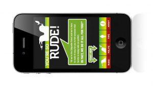 You're so RUDE App