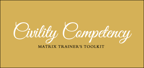 civility-competency-matrix-tool