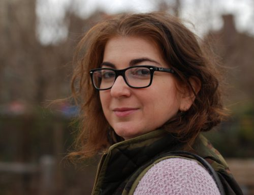 Marina Raydun Author Interviews: Lew Bayer